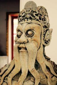 Konfuzius Statue