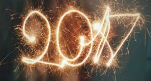2017 - ein neues Jahr